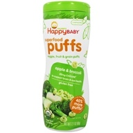 HappyPuffs Organic SuperFoods