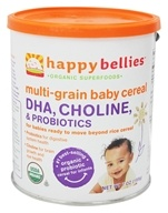 HappyBellies Organic Multi-Grain Cereal