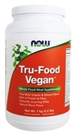 Tru-Food Vegan Whole Food Meal Supplement