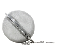 Stainless Steel Mesh Wonder Tea Ball 3 inch