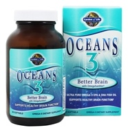 Oceans 3 Better Brain with OmegaXanthin