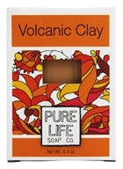 Volcanic Clay Bar Soap