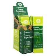 Green SuperFood All Natural Drink Powder Packets