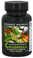 Emerald Garden Organic Chlorella Chlorophyll-Rich Superfood