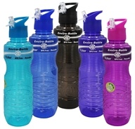 New Wave Enviro Products - Water Bottle Made From Eastar Resin Assorted Colors - 1 Liter