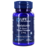 Melatonin 6-Hour Timed Release