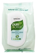 Pure & Clear Purifying Cleansing Wipes