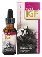 Pure IGF Concentrated Growth Factors Deer Velvet Antler Extract
