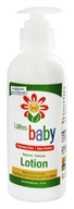 Natural And Organic Baby Lotion