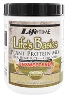 Life's Basics Plant Protein Unsweetened