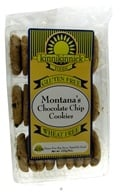 Gluten Free Montana's Chocolate Chip Cookies