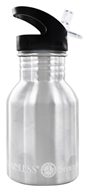 Stainless Steel Water Bottle With Flip N' Sip Cap