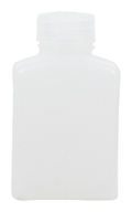 Wide Mouth Rectangular Bottle