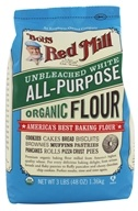 Organic Unbromated Unbleached All-Purpose White Flour