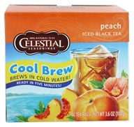 Cool Brew Peach Iced Black Tea