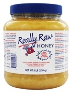 Really Raw Honey Unprocessed Pesticide Free Honey