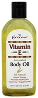 Vitamin E Antioxidant Body Oil