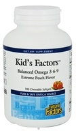 Kid's Factors Balanced Omega 3-6-9