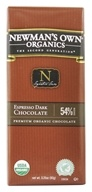 Espresso Dark Chocolate 54% Cocoa