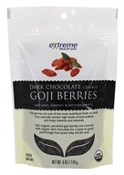 Goji Berries covered with Dark Chocolate