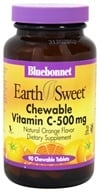 Earth Sweet Chewable Vitamin C