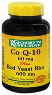 CoQ-10 Plus Red Yeast Rice