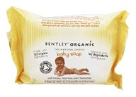 Baby Soap 72% Organic With Honey Aloe Vera & Chamomile