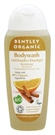 Bodywash Revitalising With Cinnamon Sweet Orange & Clove Bud Oils
