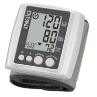 Automatic Wrist Blood Pressure Monitor Smart Measure Technology BPW-040