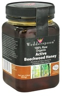 Beechwood Honey 100% Raw Organic
