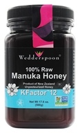 Manuka Honey Unpasteurized Active 12+