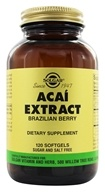 Acai Extract Brazilian Berry