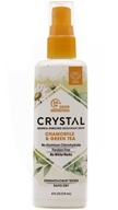 Crystal Essence Mineral Deodorant Body Spray By French Transit