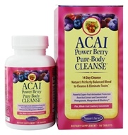 Pure Body Cleanse Acai Powered Berry