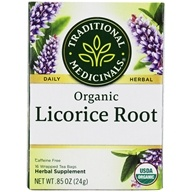 Organic Licorice Root Caffeine Free Herbal Tea