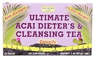 Ultimate Acai Dieter's & Cleansing Tea