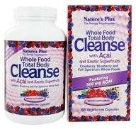 Whole Food Total Body Cleanse With Acai & Exotic Superfruits