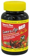 Source of Life Red Multi-Vitamin & Mineral Mini-Tabs