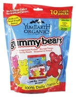 Organic Gummy Bears Family Size