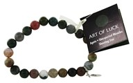 Art Of Luck Bracelet Agate Shooting Star Unexpected Miracles