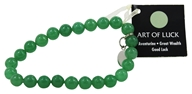Art Of Luck Bracelet Aventurine Good Luck & Great Wealth