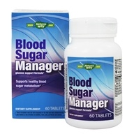 Blood Sugar Manager Glucose Control Formula