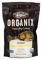 Organix Organic Dog Cookies Chicken Flavor