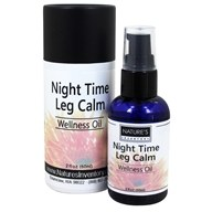 Wellness Oil Organic Night Time Leg Calm