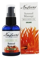 Wellness Oil Organic Sensual Massage