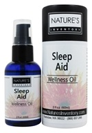 Wellness Oil Organic Sleep Aid