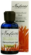 Wellness Oil 100% Organic Hemorrhoid Heal
