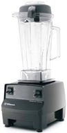 VitaMix - TurboBlend Blender Two Speed Black
