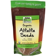 Alfalfa Seeds For Sprouting Certified Organic