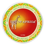 Organic Shea Butter Tin 100% Pure & Unrefined